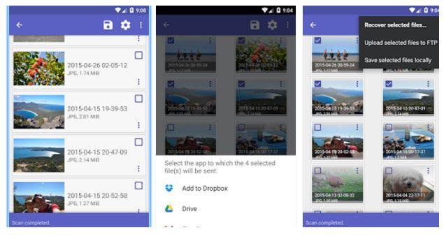Como Recuperar Arquivos Apagados Do Android Blog Da Lu