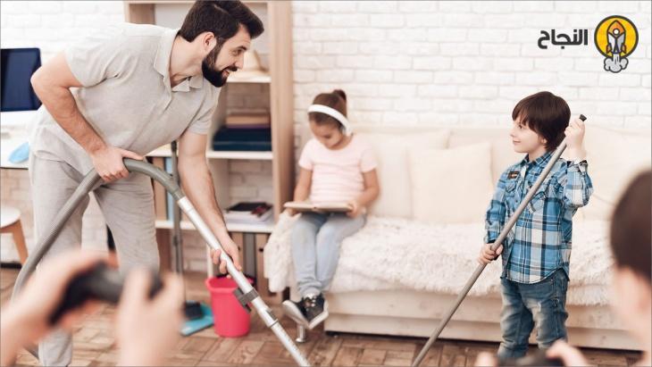 5 طرق لتعليم أطفالك دروسا حياتية قي مة خلال الحجر المنزلي Desk Decor Standing Desk