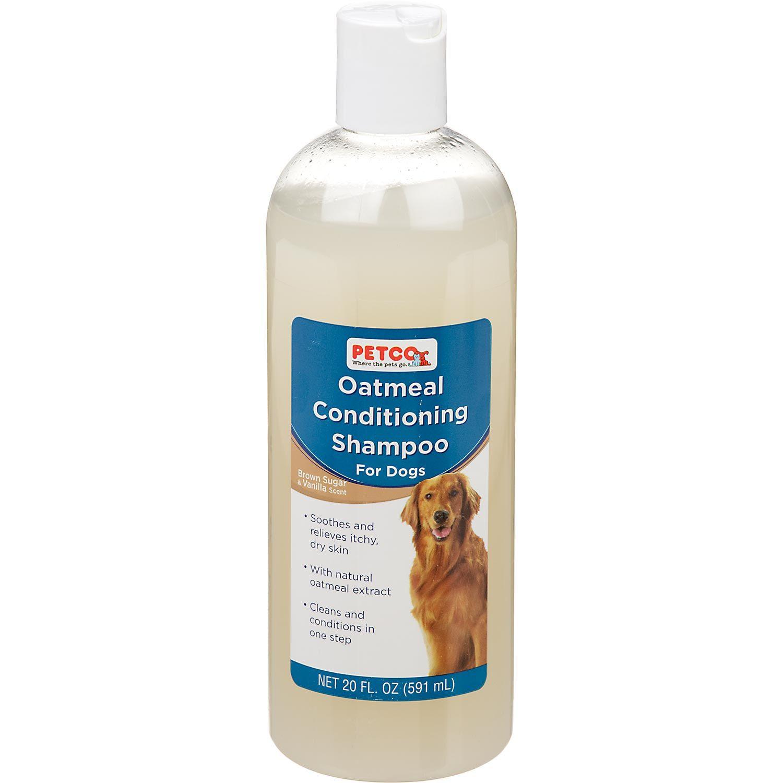 Petco Oatmeal Conditioning Dog Shampoo Dog Shampoo Puppy Accessories Petco