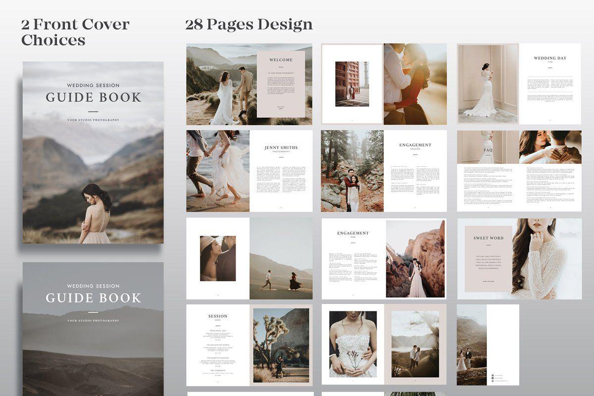 Wedding photography magazine