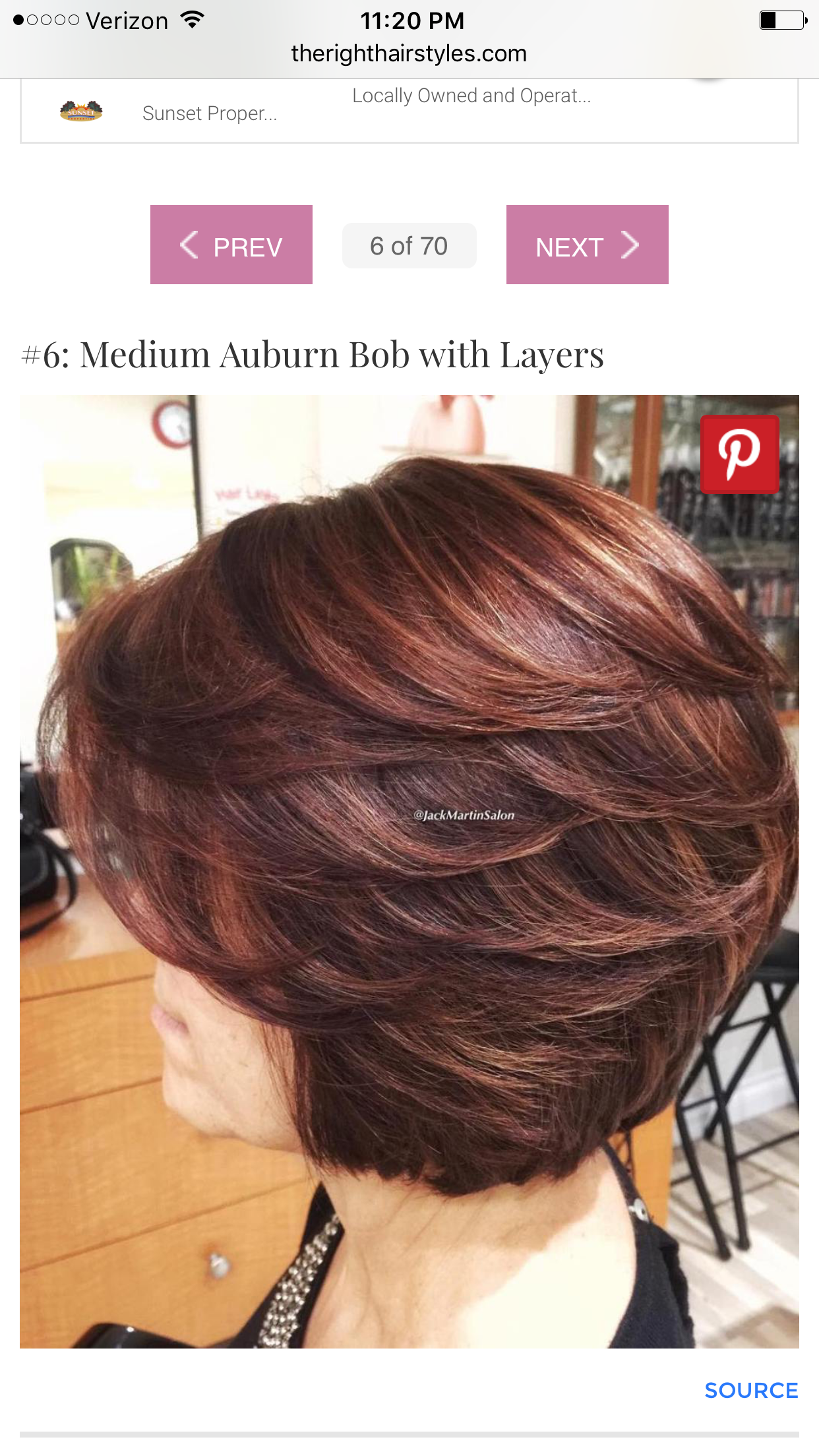 Pin by sherry williamson on hair pinterest short layers hair