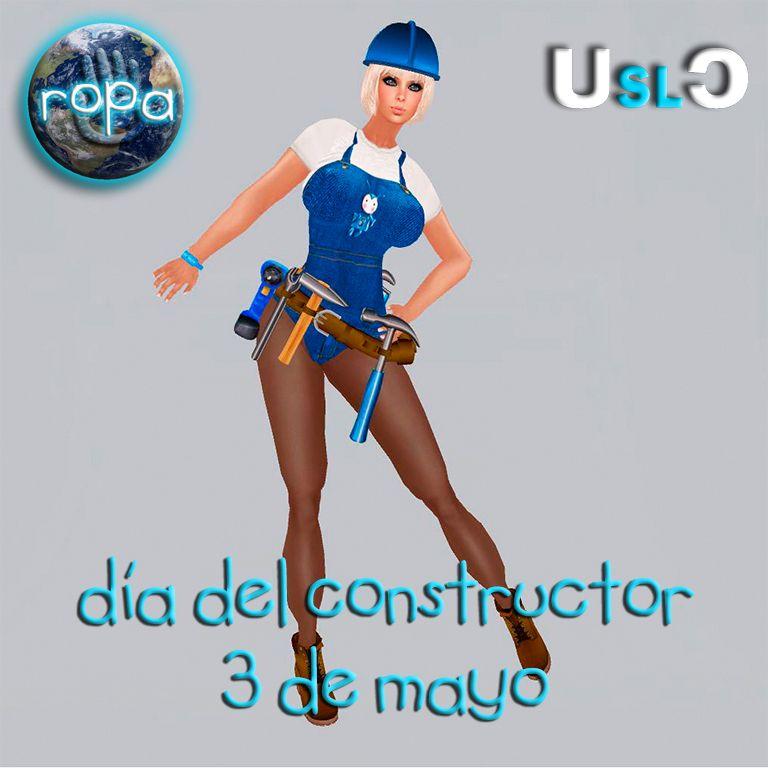 Overall 3 de Mayo (Día del Constructor)