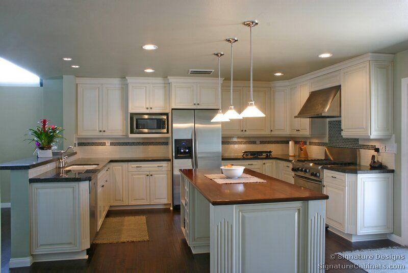 Covina, California Kitchen Remodel By Signature Designs