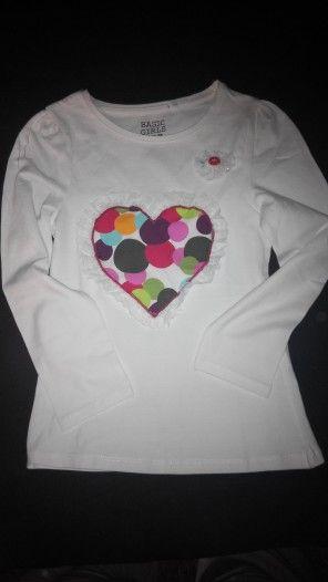 Camiseta Nina Decorada A Mano Camisetas Disenos Originales