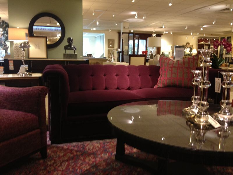 Kent M2M Sofa From Hickory Chair, At Gabberts 2012-10-25