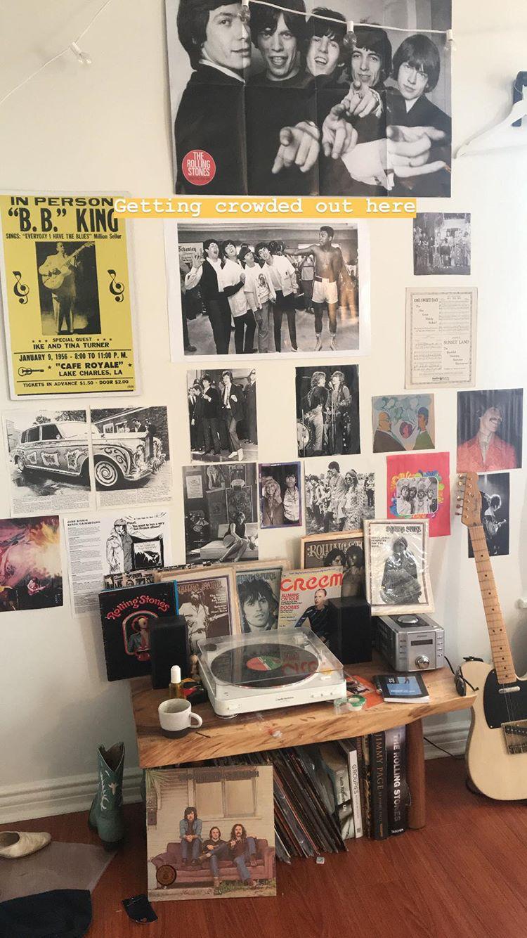 From Instagram User Devonross Vintage Living Room Vintage Living Room Decor Retro Room