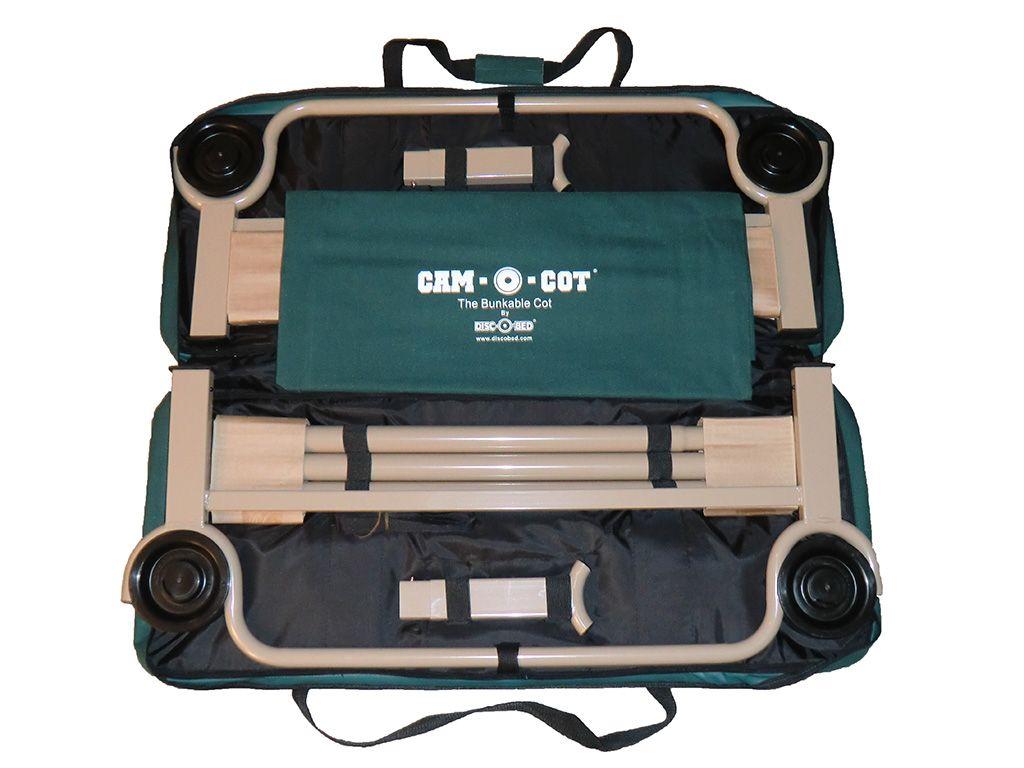Disc O Bed Cam O Bunk Xl Bunk Bed Cot Unassembled Bus Design