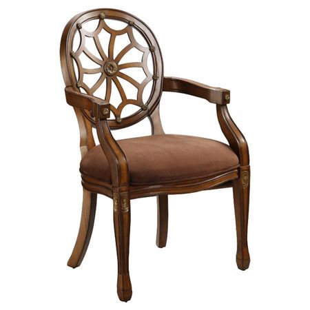 Accent Chairs Gold