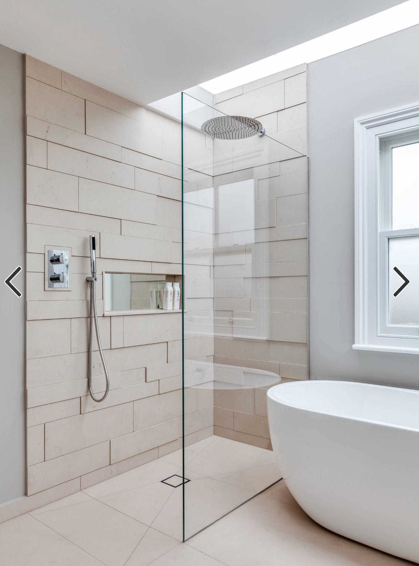 Sch ne dusche und wanne bathroom ideas pinterest for Badezimmer ebenerdige duschen