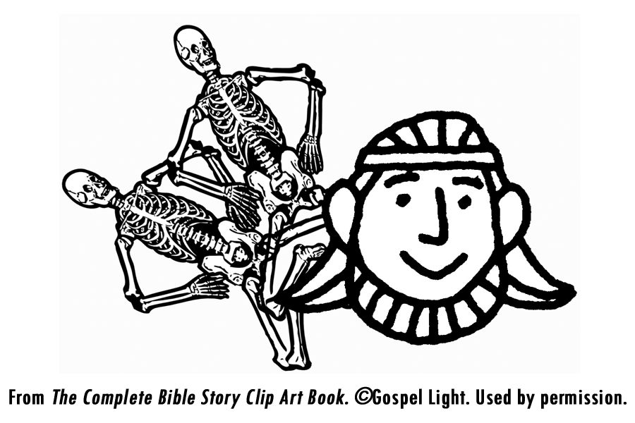 Ezekiel And Valley Of Dry Bones Teaching Resources