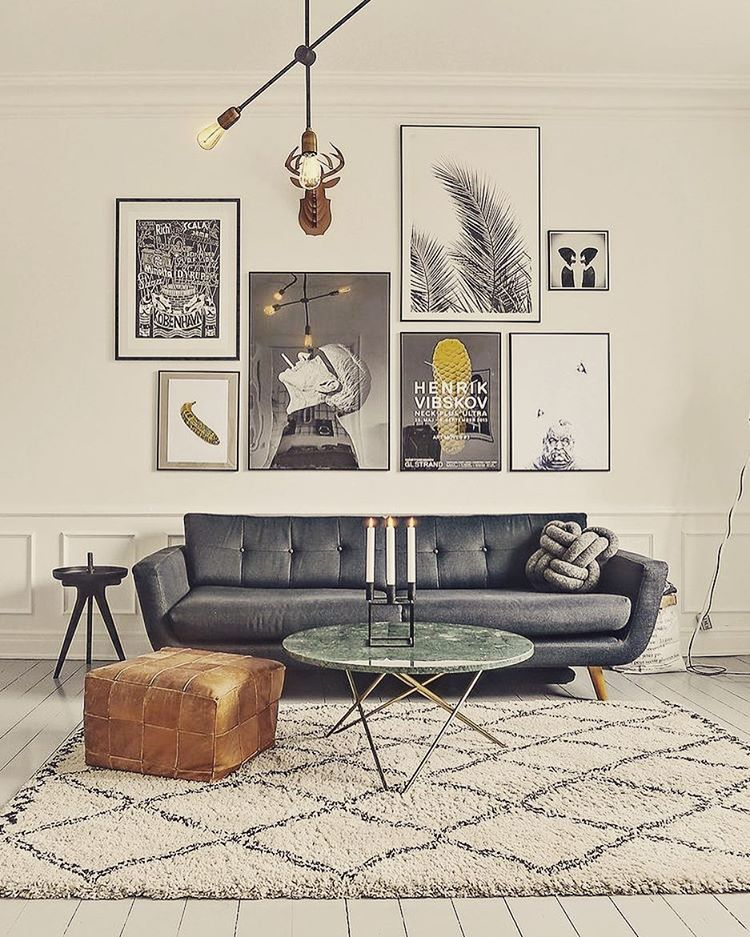 Scandinavian Living Room Design Ideas Inspiration: Scandinavian Interior Design