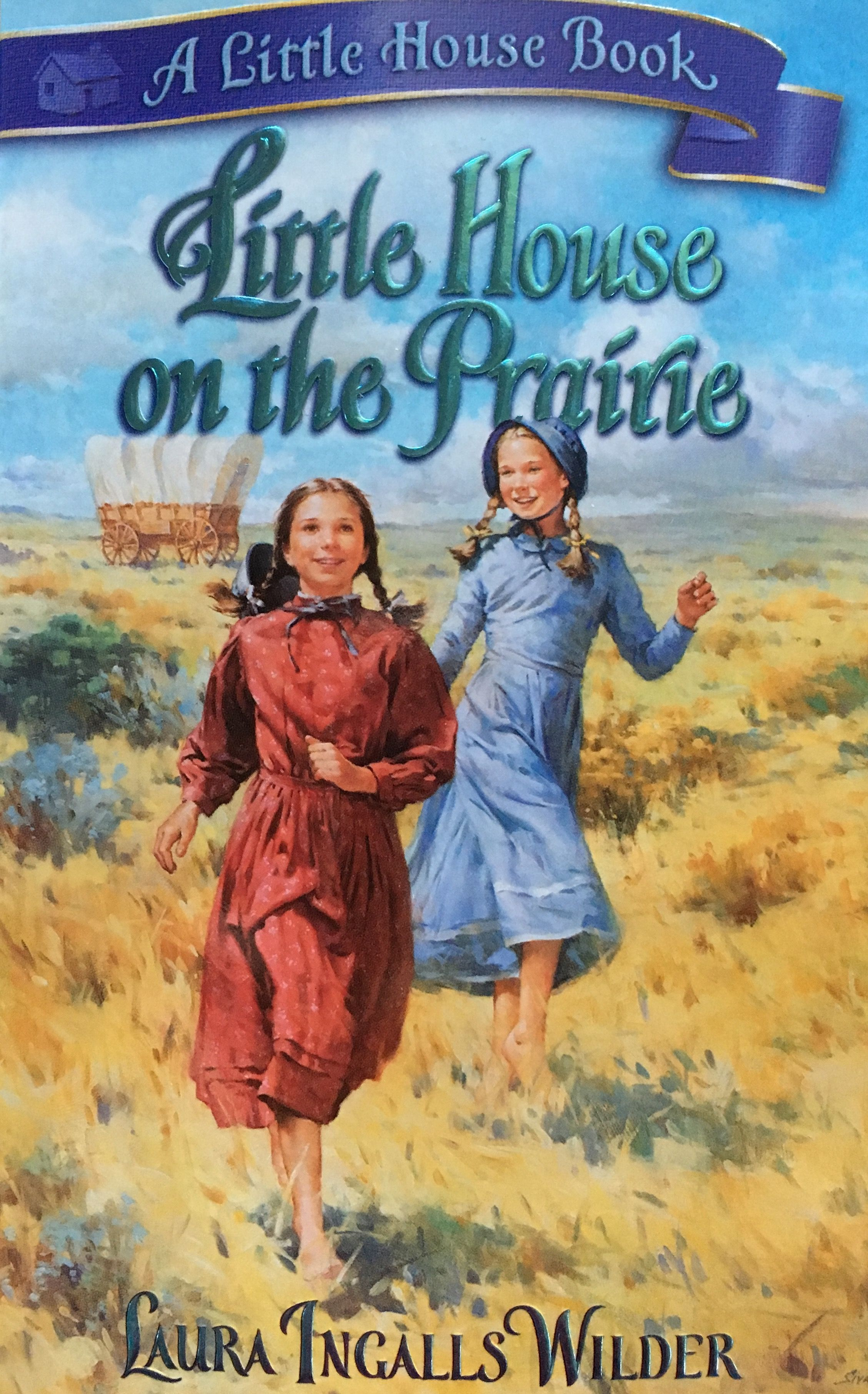 Vintage books for kids Laura Ingalls Wilder The Little House ...