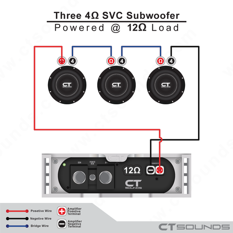 3 Ohm Subwoofer Wiring Diagram from i.pinimg.com