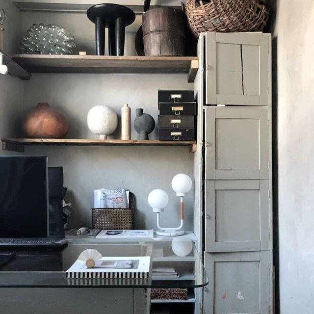 Ett fint litet kontor med både my_residence_bookazine och