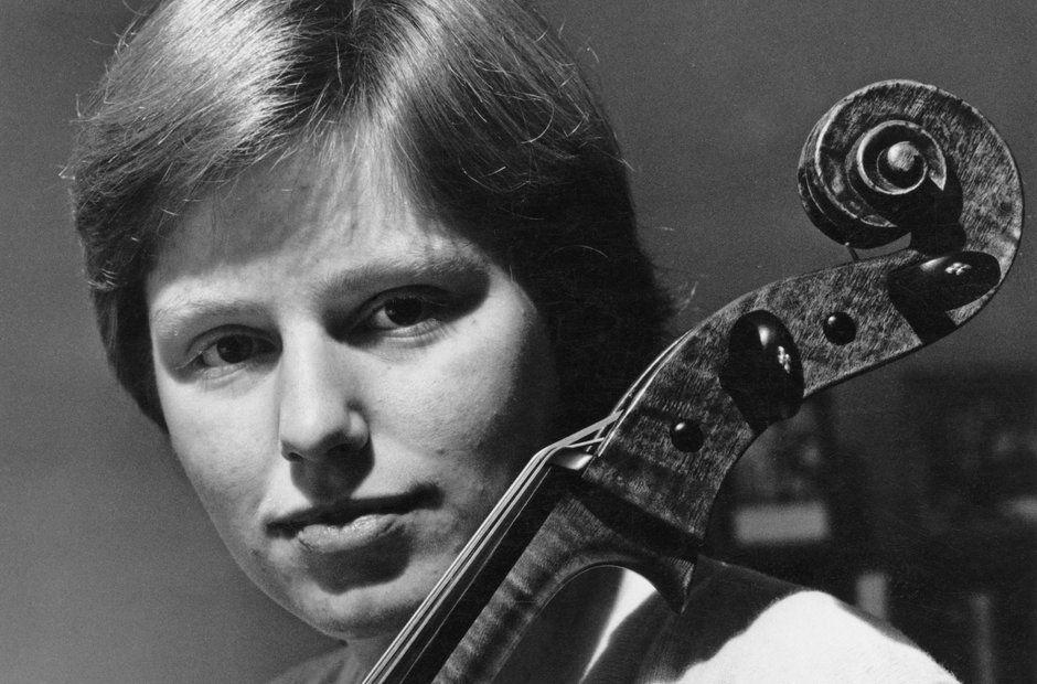 Jacqueline Du Pre Iconic Pictures Classical Music Pictures Cello