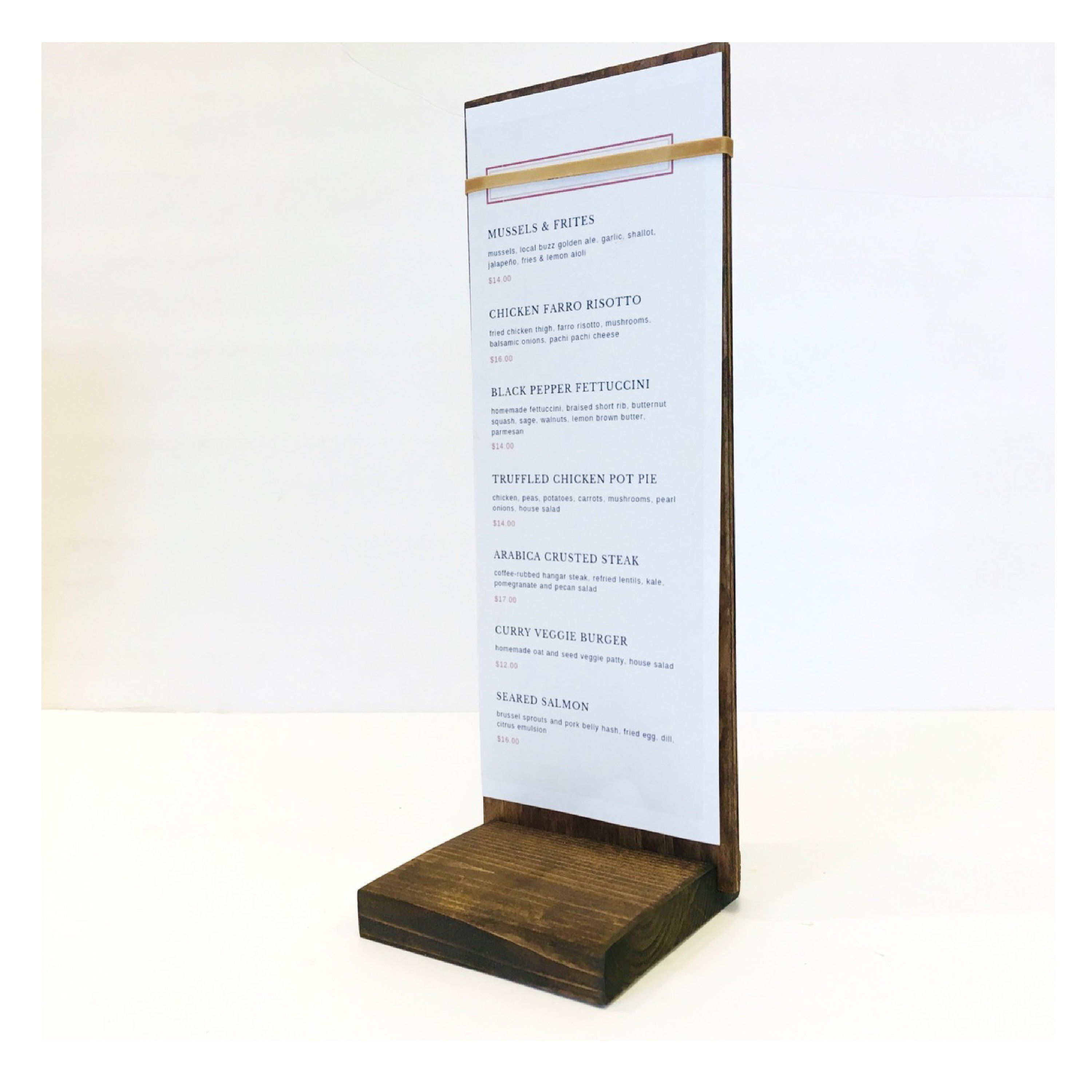 Product Display Stand Set Of 15 Product Stand Tabletop Sign