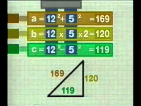 Universo Matematico. Pitagoras mucho mas que un teorema.avi
