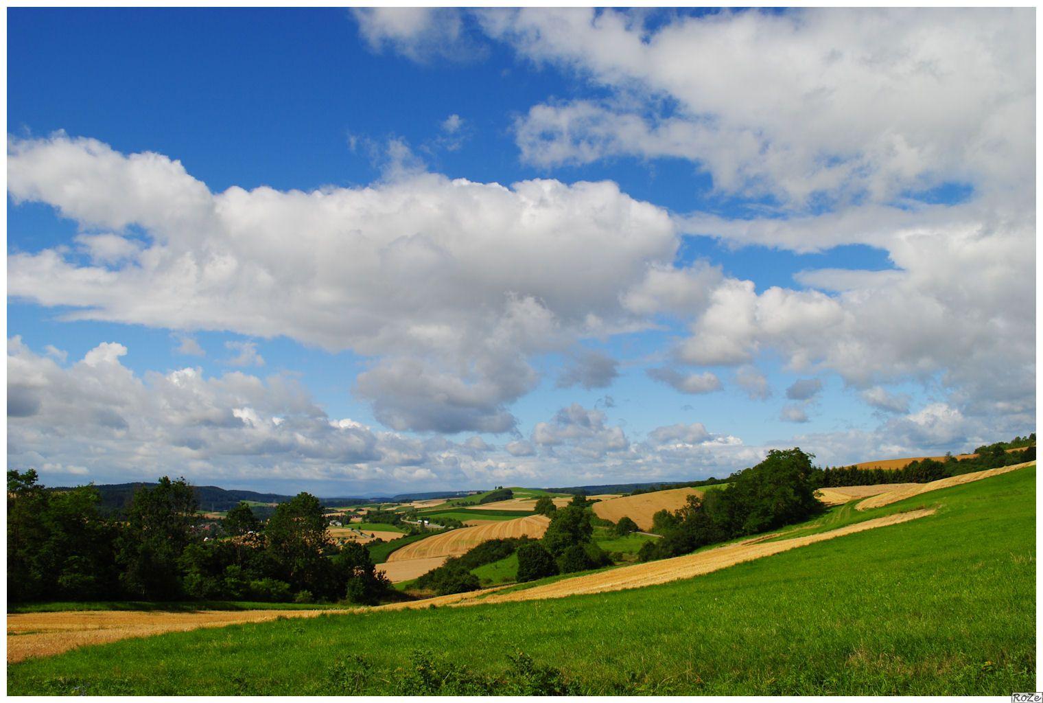 landscape  Südschwarzwald, bei Blumberg >>> Wutachflühen #Ro Zettel Pictures