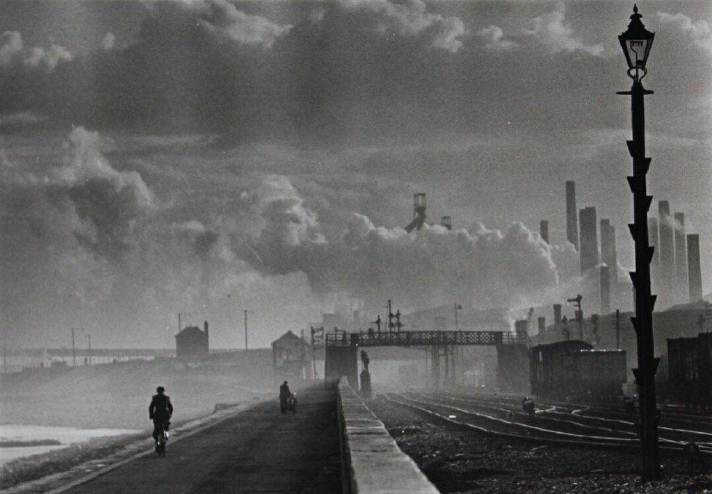 WEST HARTLEPOOL, ENGLAND, 1963...,  Photo by COLIN JONES..., United Kingdom.  #photography  #Blackandwhite