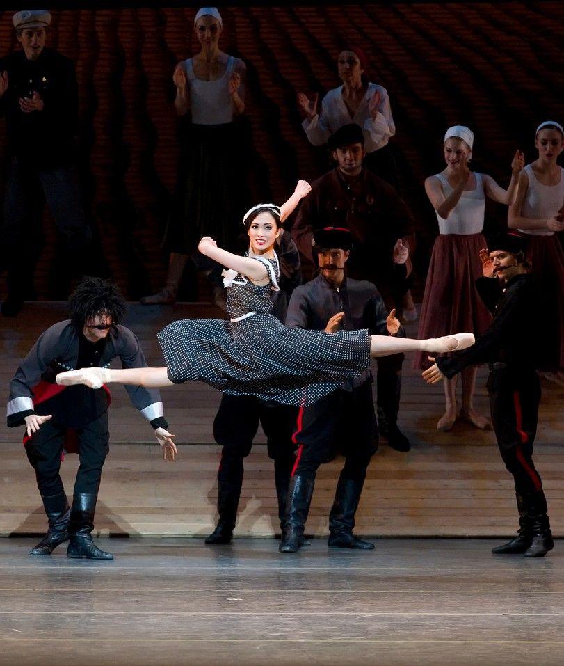 Olga Smirnova and Vadim Muntagirov   American ballet
