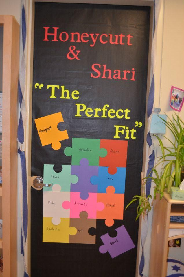 Teacher Appreciation: Door decorations | Teacher ...