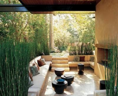 Ideas decoracion de jardines patio terraza minimalista - Decoracion de patios y terrazas ...