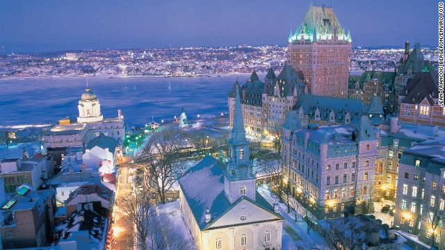 The World S Best City Is With Images Quebec City Canada
