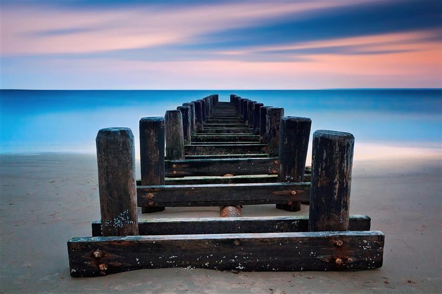 photography | Coney Island Pier | Ugallery Online Art Gallery
