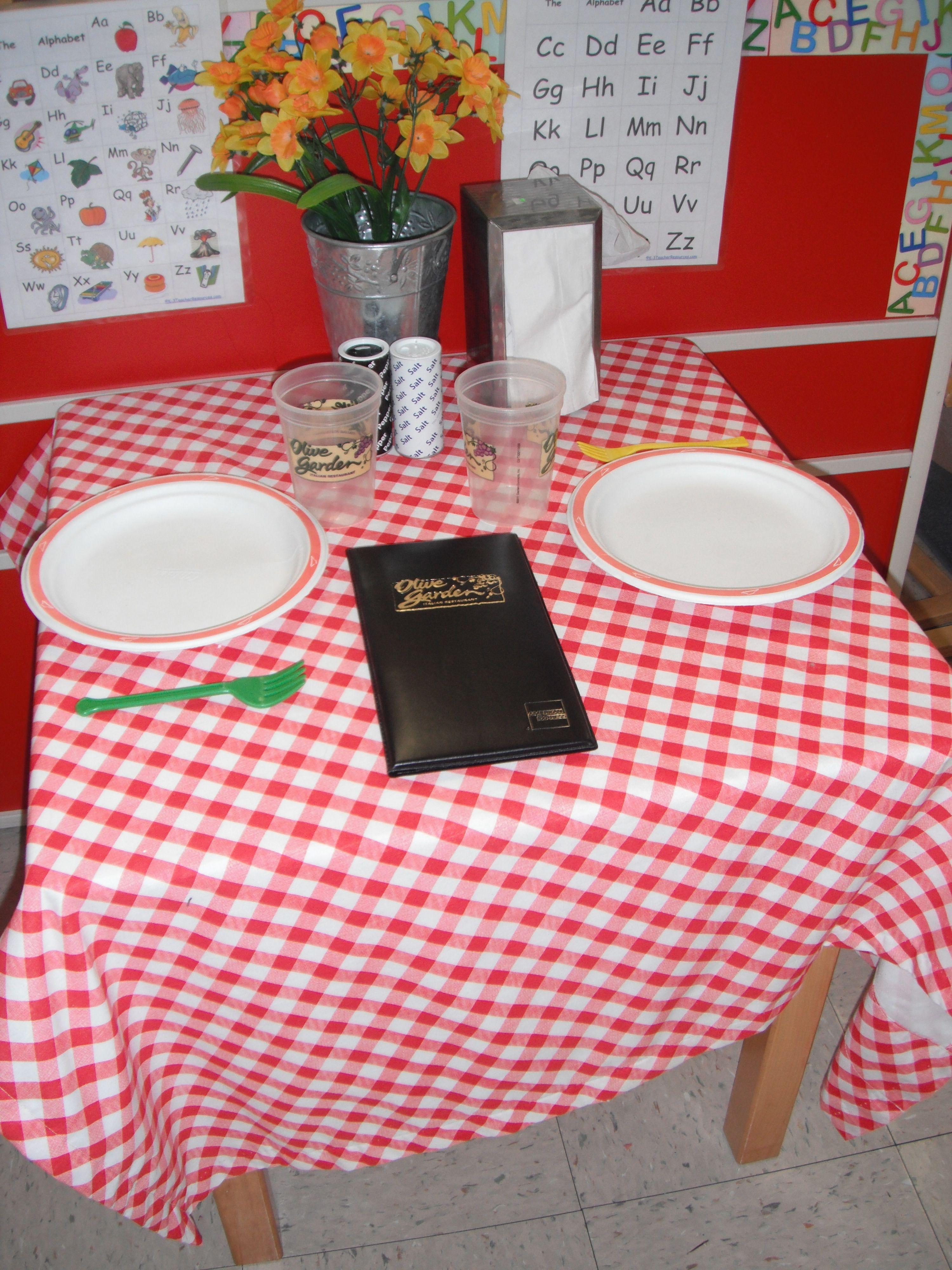 Best 25 Preschool Restaurant Ideas