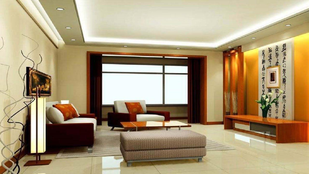 Latest 35 Living Room Interior Designs Tv Cabinet Simple False Ceiling Simple False Ceiling Design Interior Ceiling Design Latest Living Room Designs