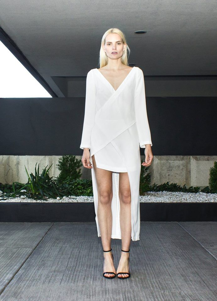 White Dress | Jovana Markovic | NOT JUST A LABEL