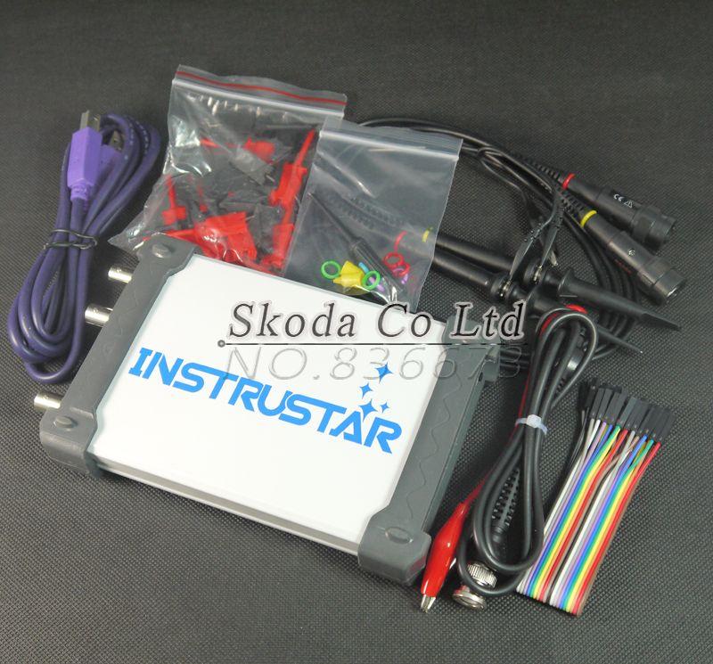Newest ISDS205X 5 in1 Oscilloscope Analog Virtual Oscilloscopes