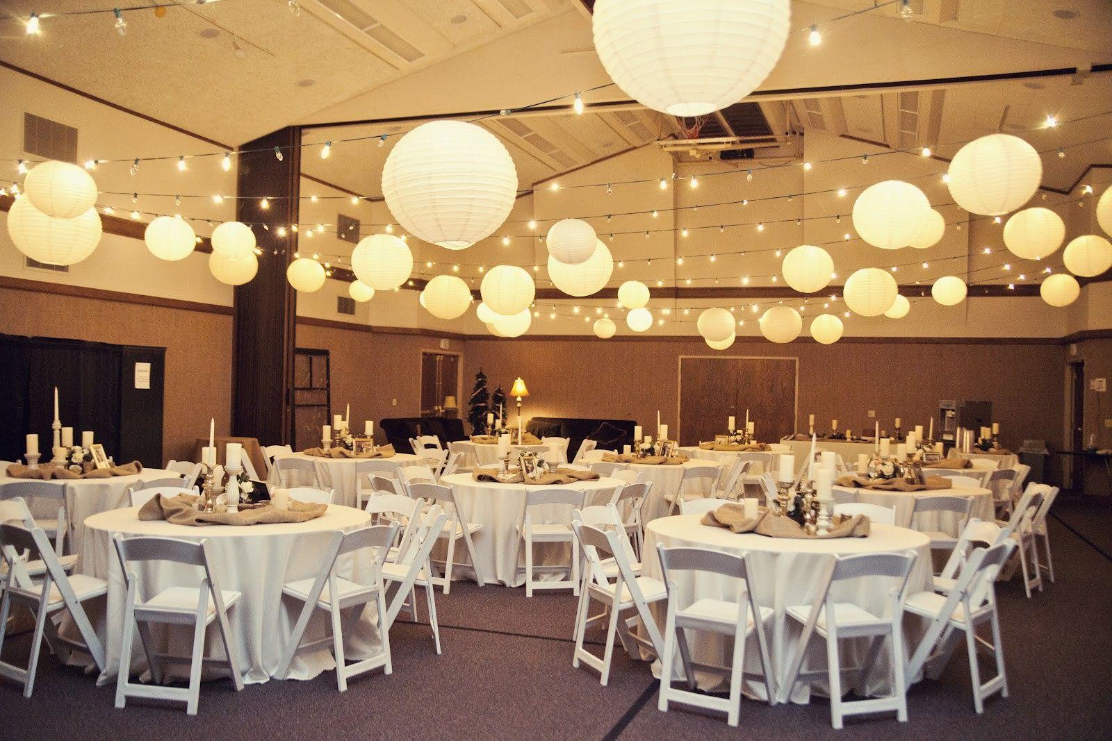 Home lighting center church wedding reception decoration ideas also rh pinterest
