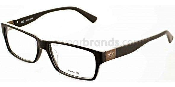 38d08326563 Police V1772 0700 Black Police Glasses