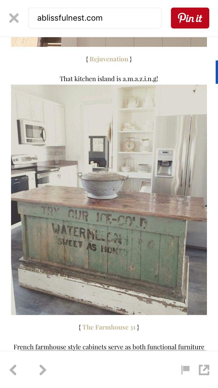 Pin von Jennifer Reif auf For the Home | Pinterest | Küchen ideen ...