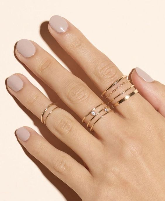 Rings that make a fashion statement #frostings