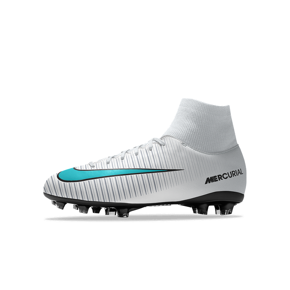new arrival latest details for Nike Jr. Mercurial Victory VI Dynamic Fit FG iD Little/Big ...