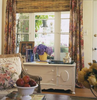 Cottage Style English Sitting Room Country Cottage Decor
