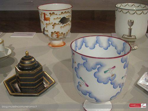 Gio Ponti Il Fascino Della Ceramica Italian Ceramics