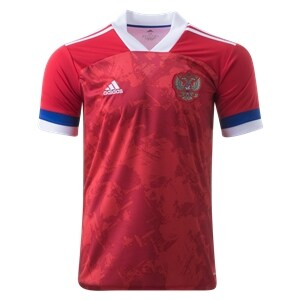 Russia Euro 20 21 Home Jersey By Adidas World Soccer Shop World Soccer Shop Soccer Jersey Russia