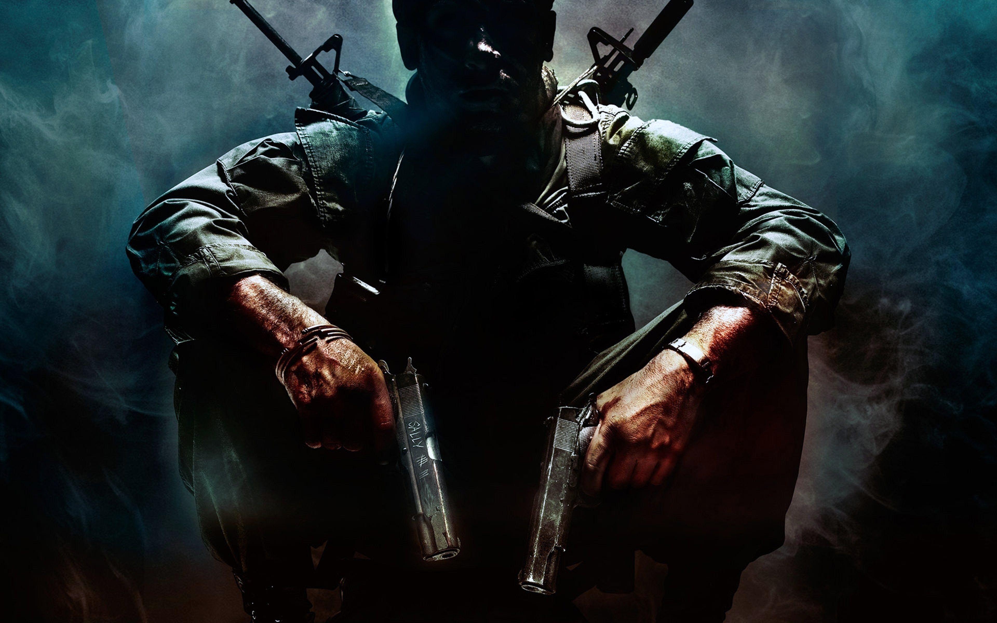 Military Soldier Fighter Pistols Struggle Valor Gangs War Guns