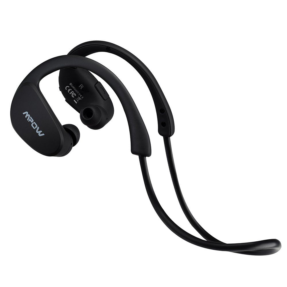 15 Best Earbuds For Running Working Out Mpow Wireless Sport Headphones Bluetooth Headset