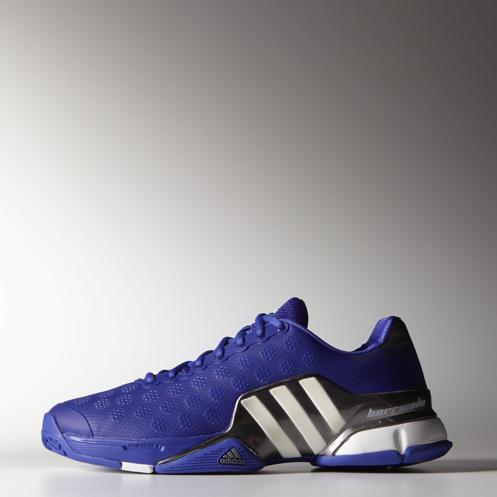 Adidas Barricade 9 All Court Shoes Adidas Us Adidas Shoes Mens Adidas Barricade Adidas