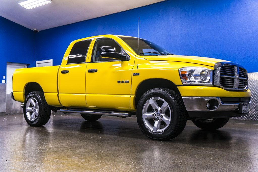 2008 Dodge Ram 1500 Big Horn 4x4 For Sale At Northwest Motorsport Dodge Ram Dodge Ram 1500 Ram 1500