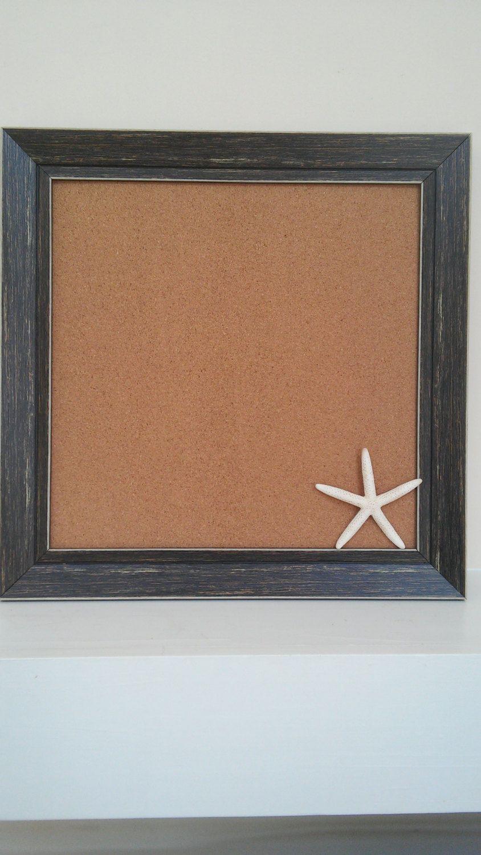 Message Board, Cork Board, Bulletin Board, Framed Cork Bulletin ...