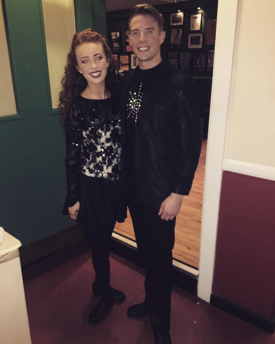 "932 Me gusta, 4 comentarios - Riverdance (@riverdance) en Instagram: ""Your lead pairing for this evenings performance @gaiety_theatre our fabulous @amymaedolan and…"""