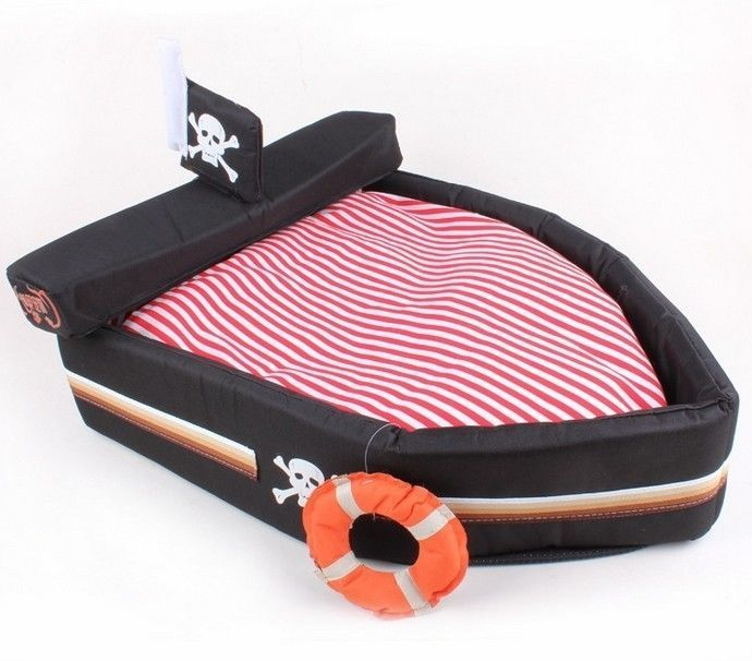 Petdog house Soft Cozy Luxury Pet Bed Boat Dog Cat House for Small-medium Pets