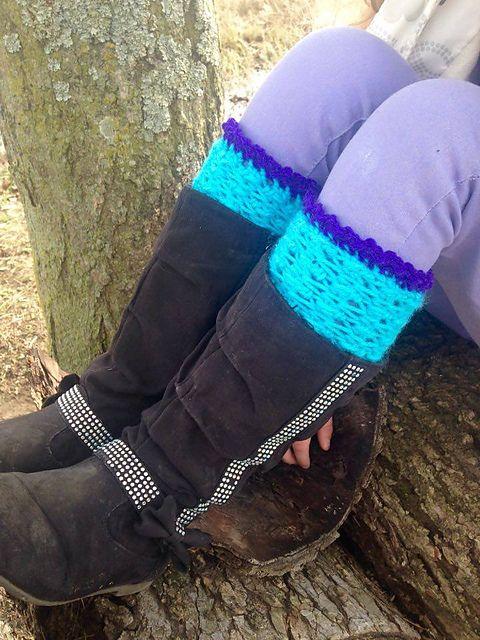 Pin de Teresa Jennings en Crochet footwear, leg warmers, leggings ...