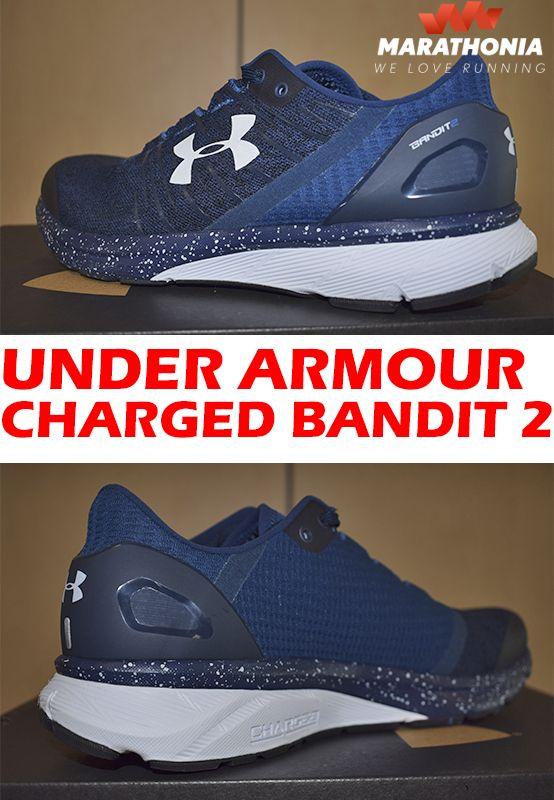 bádminton trigo Zumbido  Las zapatillas running Under Armour Charged Bandit 2 son una de las mejores  para corredores pronadores. -Tienen un drop de… | Calzas, Zapatillas running,  Zapatillas