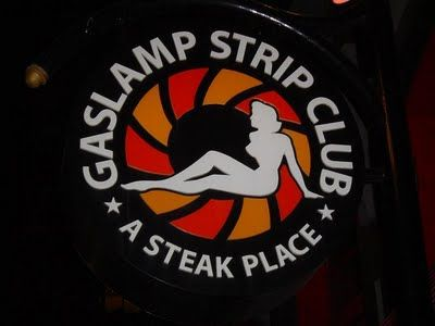 Strip club steak san diego